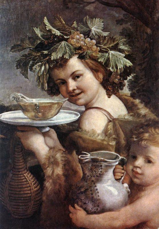 3.The-Boy-Bacchus, Guido Reni