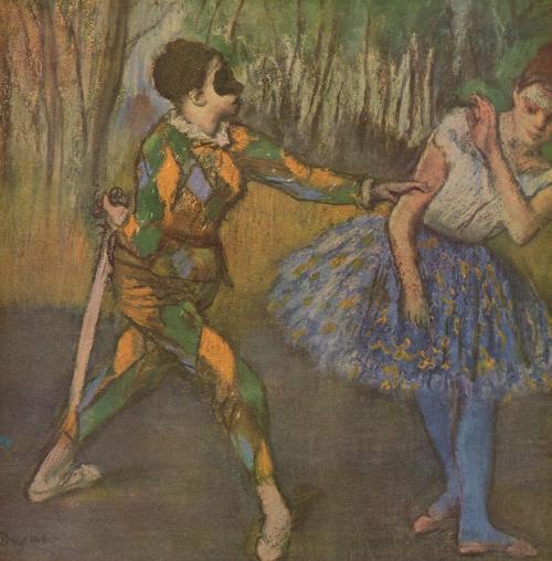 ArlequinColombien_Degas