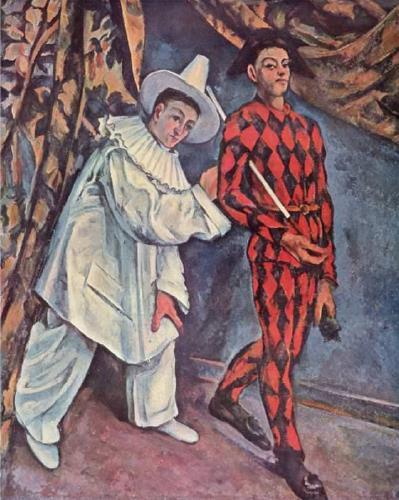 PierrotetArlequin_Cezanne