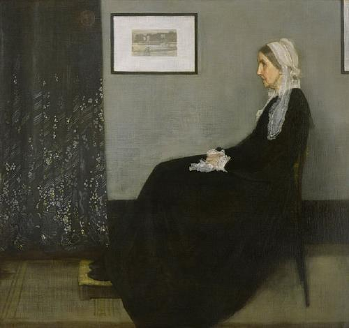 James McNeill Whistler, Η μητέρα του Whistler,1871