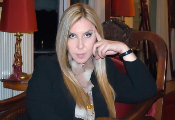 Η Κέλλυ Σταμουλάκη