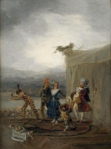 Goya_ItinerantActors