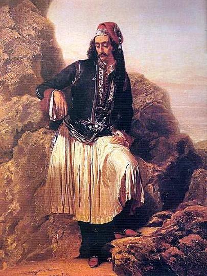 Louis Dupre- The Greek (Andreas Londos)