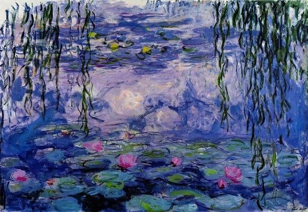 Claude Monet-Water Lilies